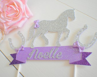 Horse Cake Topper, Horse Party decoration, Horse cake,Horse party