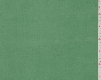 Tractor Green Stretch Corduroy, Fabric By The Yard