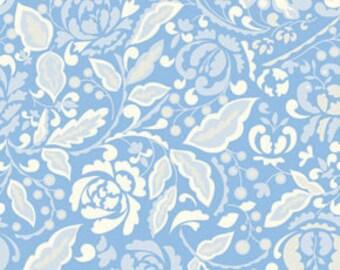TAZA by Dena Designs, Cynthia in Blue, yard