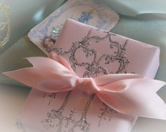 Marie Antoinette Gift Wrap (4 ) Sheets Choose from a Variety of Designs