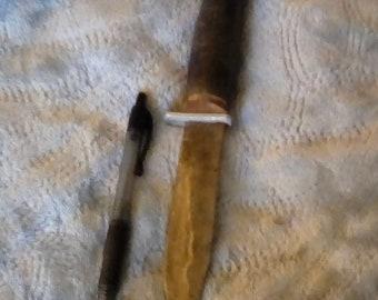 Shrade Walden H-15 sheath knife