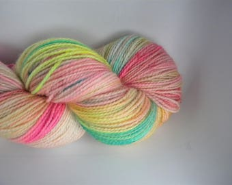 March Stellina Sock Yarn