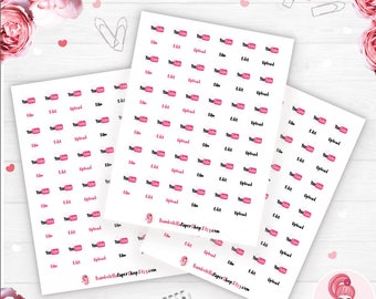 Youtube planner stickers youtube stickers erin condren planner stickers planner happy planner stickers planner youtube stickers planner
