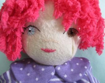 Playful Plush Doll