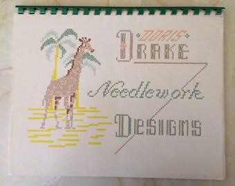 Doris Drake Needlework Designs 1967