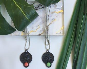 Evil Eye Amulet Necklace