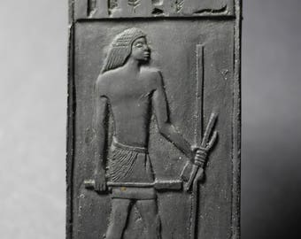 Small Egyptian Statue | Stele