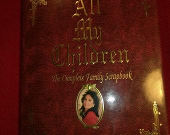 ALL MY CHILDREN Book