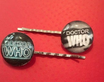 Who's Your Doctor? Bobby pins