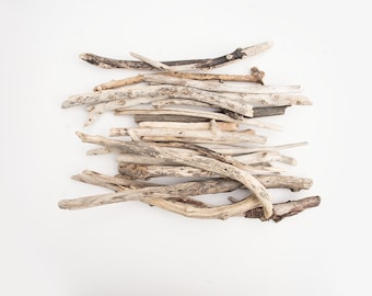 CURVY DRIFTWOOD LOT, English drift wood, Reclaimed timber, craft supplies,natural raw materials, woodworking supply, drift wood branches,