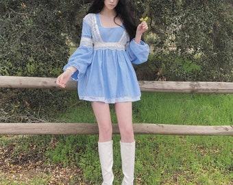 Lana Dress- vintage style babydoll
