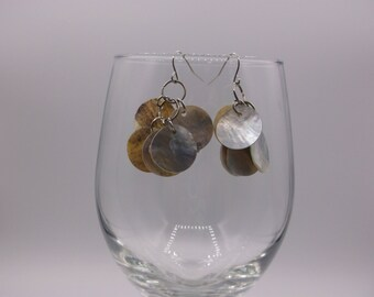 Mop Shell Earrings