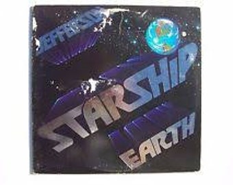 Jefferson Starship Earth Album