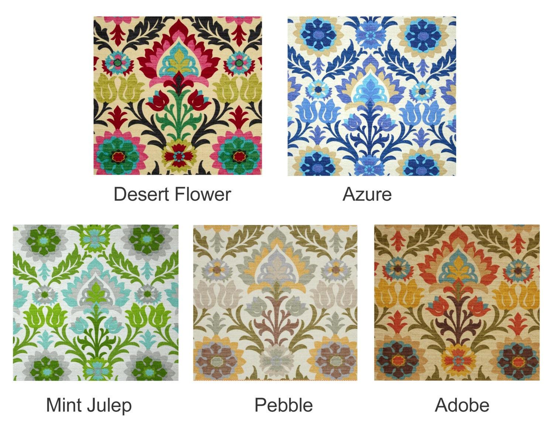 Custom Floral Henriksdal Poang Skruvsta Pello Nils Stuva Arholma Chair  Covers   Waverly Santa Maria