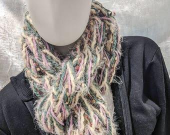 warm super cozy scarf