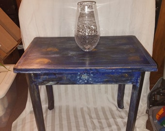 Shabby Chic Table with a twist