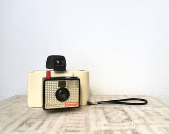 Vintage Polaroid Land Camera, Swinger Model 20