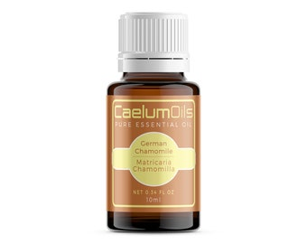 German Chamomile Essential Oil 100% Pure 10ML