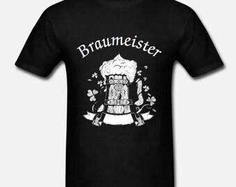 Braumeister T shirt Men's L