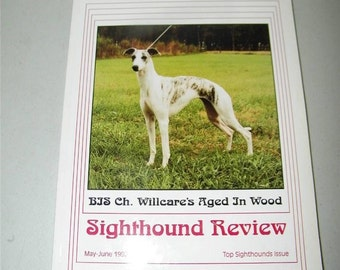 Vintage Sighthound Review May June 1992 Issue Top Issue 12700