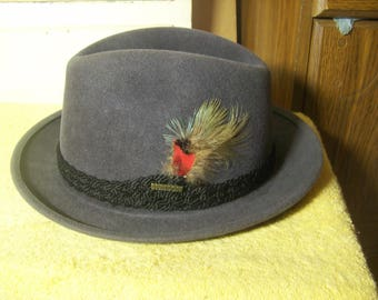 Vintage Stetson Charger Hat
