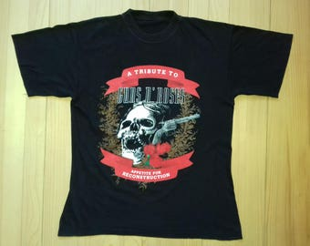 1990's Vintage Guns N' Roses Men T-Shirt