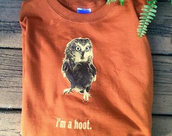 I'm a Hoot - T-Shirts