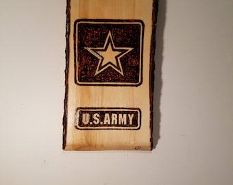 U.S. Army plague