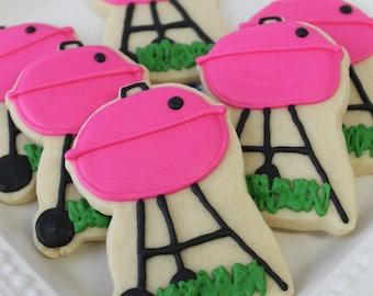 BBQ Grill Cookies - 1 Dozen