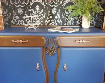 elegant Art Deco sideboard