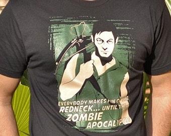 The Walking Dead T- Shirt | Daryl Dixon