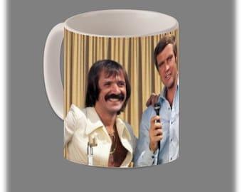 The Six Million Dollar Man Coffee Cup #1085