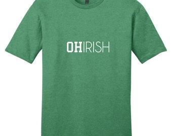 Ohirish - Funny St. Patrick's Day Ohio Quote T-Shirt