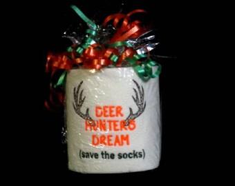 Toilet Paper Deer Hunter's Dream Design