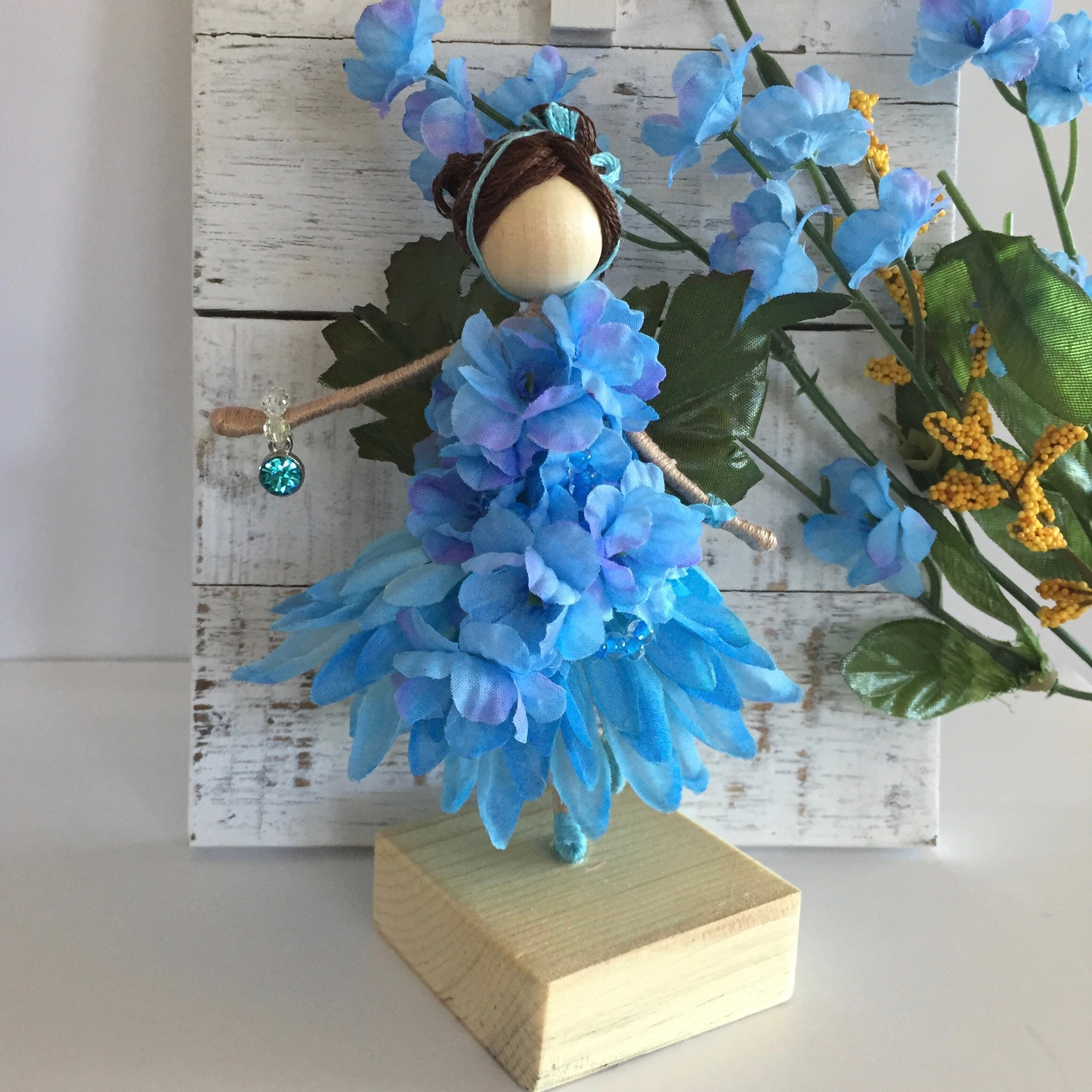March Flower Fairy Birthday Month Collection