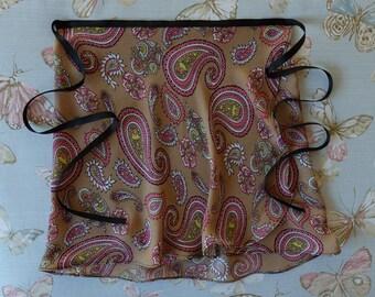 Coco - Adult Extra Small/Teen Chiffon Ballet Wrap Skirt UK 4-8