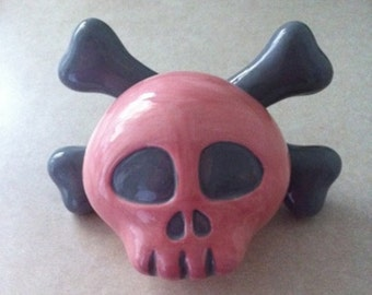 Skull/Crossbones/Piggy Bank/Skeleton/Halloween
