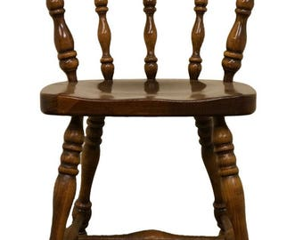 ETHAN ALLEN Old Tavern Pine Dining Side Chair 12-6040