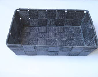 Basket (sold empty) to make your own custom basket - basket to make you even with the products of your choice