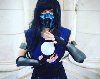 SubZero Mask- Mortal Kombat