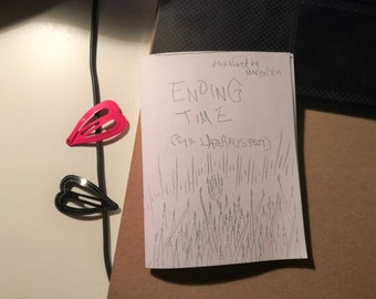 Ending Time - zine