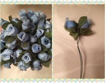 Rosebud Bunch wholesale - 1/2 inch - 12 buds per bunch