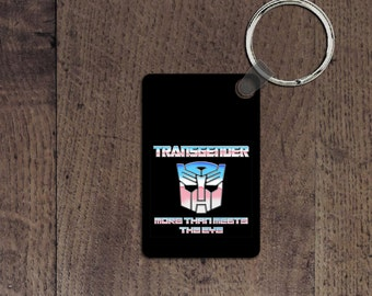 Transformer key chain