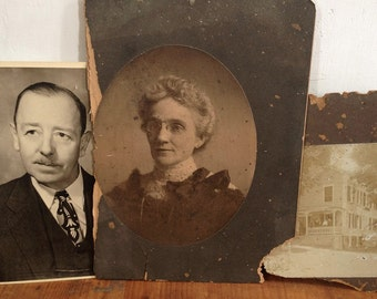 Old Attic Photos