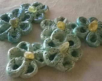 Picasso Flower Beads