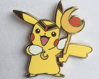 Sailor Scout Pikachu Enamel pin
