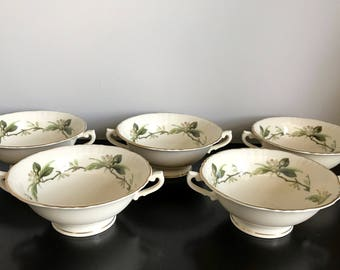 Syracuse China Westvale Cream Soup Bowl - 5 Available!!