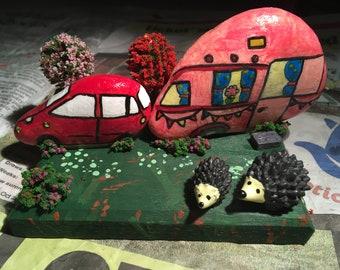 Pebble Caravans