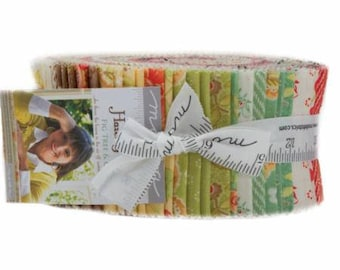 Hazel & Plum - Jelly Roll - by Fig Tree and Co. for Moda