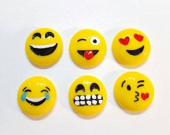 Emoji Needle Minder